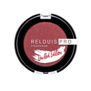 Тени для век RELOUIS PRO Limited Edition т.04 FIREWORKS