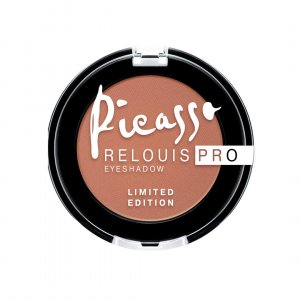 Тени для век RELOUIS PRO Picasso Limited Edition т.03 BAKED CLAY